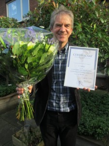 Chris Alblas haalt titel SWEN Register Wijndocent