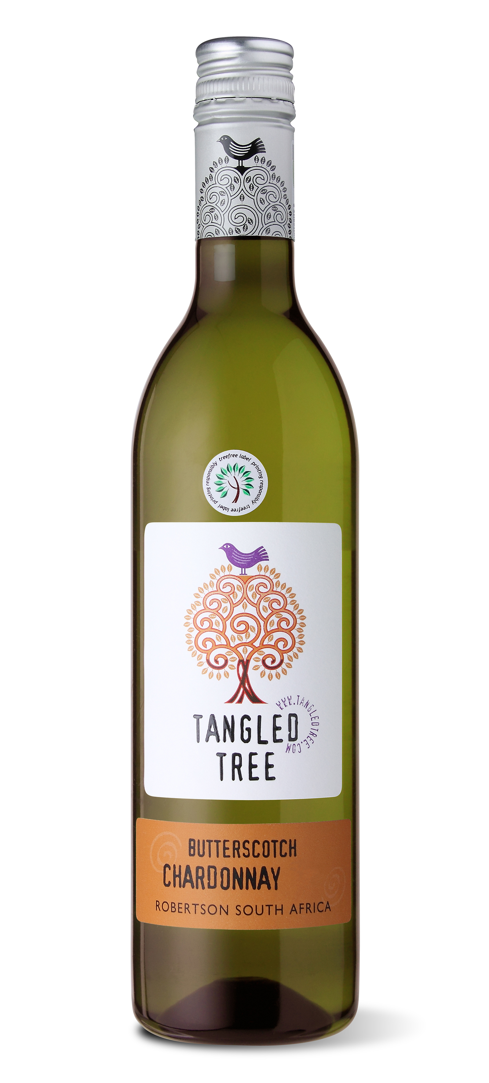 Tangled Tree Butterscotch Chardonnay 2012