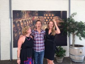 Astrid en Wendy Winston Post Nederland Proeft
