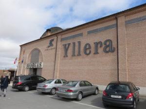 Lunch bij Yllera