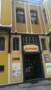 Stadstour Plovdiv 2
