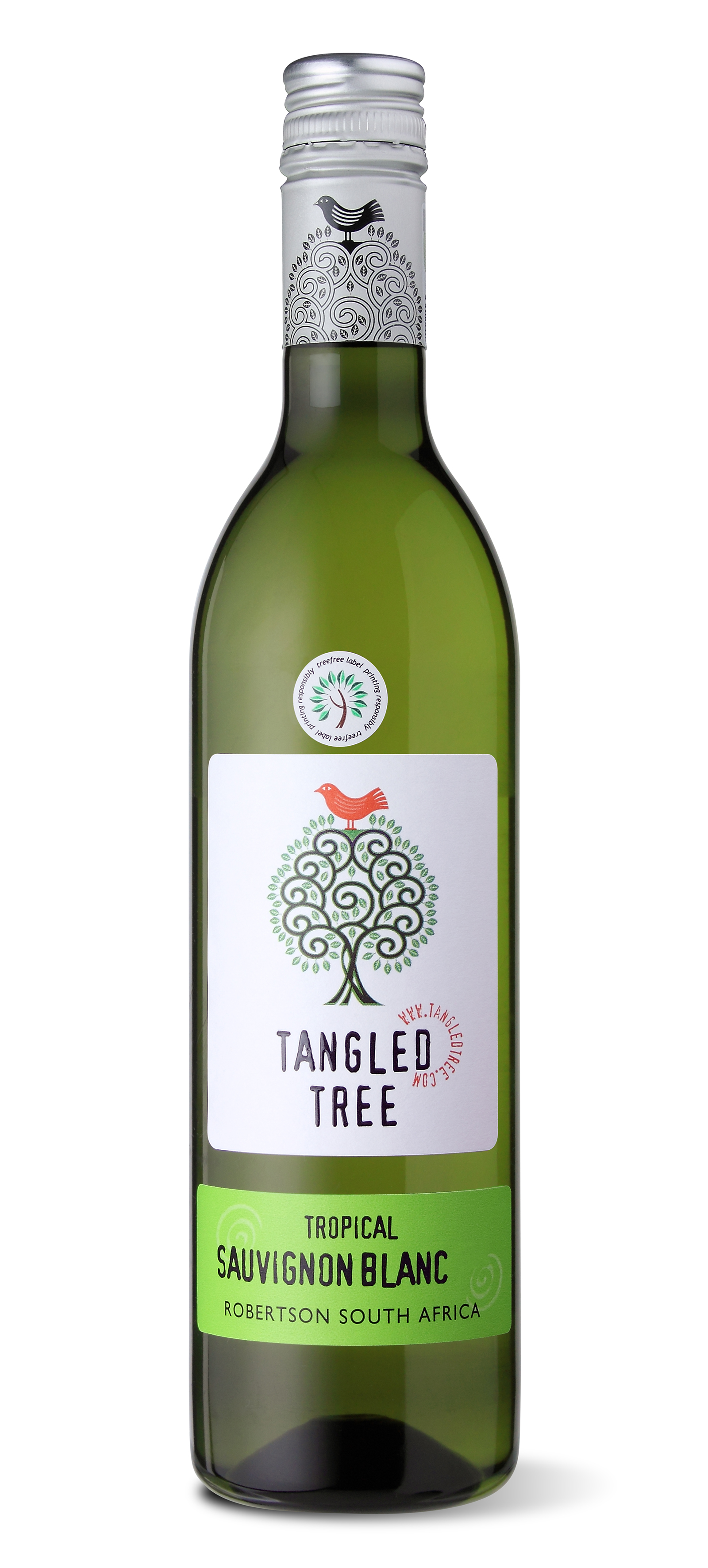 Tangled Tree Tropical Sauvignon Blanc 2012